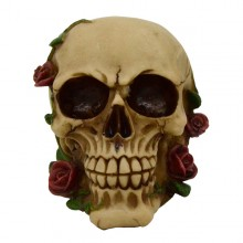 Caveira roses