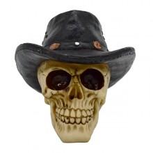 Caveira cowboy