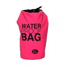 Bolsa à prova d' água rosa