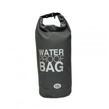 Bolsa à prova d' água cinza